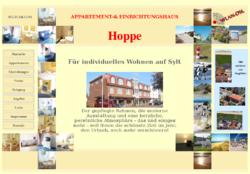 Hoppe Sylt