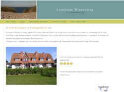 Landhaus Wiesenweg
